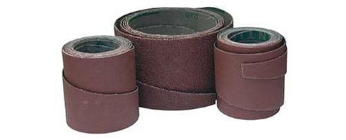 Jet Tools - Ready-To-Wrap Abrasive, 120 Grit, 3-Wraps in Box (fits 22-44) (60-2120)