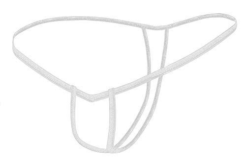 Sohimary 460 Damen Mini String Tanga XS S M 32 34 36 38 Weiß