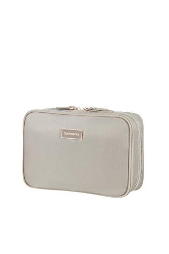 SAMSONITE Karissa Cosmetic Cases - Weekender Bolsa de Aseo, 22 cm, Beige (Atmosphere)