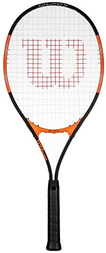 Wilson Burn Excel 112 - Racchetta da tennis per adulti, impugnatura 3 (4 3/8)