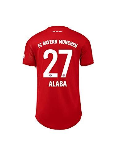 FC Bayern München Damen Home-Trikot Saison 2020/21, Gr. M, David Alaba