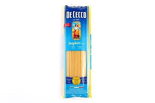 DE CECCO(ディ・チェコ)『No.12 スパゲッティ』