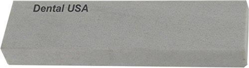 Dental USA 7424 Sharpening Stone White, Fap-14P, Ps Hard 4x1x3/8-1/2 Poly Arkansas by Dental USA