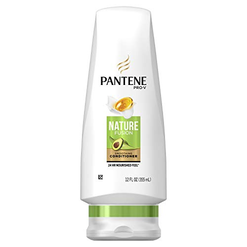 Pantene Pro-V Nature Fusion Smoothing Conditioner with Avocado Oil, Powered by Cassia, 12.6 Fluid Ounces by Pantene