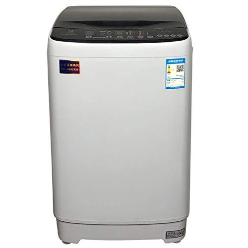 F-JX Lavadora automática, Pequeño hogar de Gran Capacidad Lavadora, Mini Secado al Aire elución de la máquina