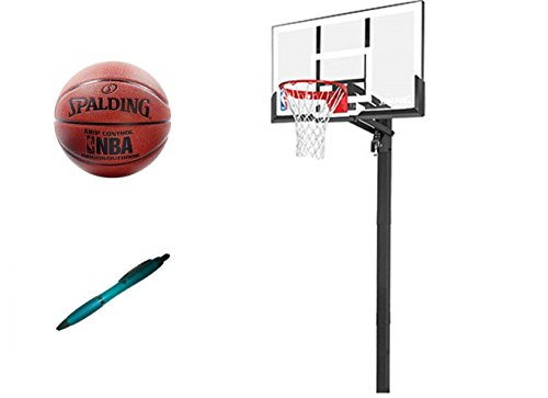 Spalding NBA Gold in--Ground + NBA Grip Control + penna a sfera RS-Sports