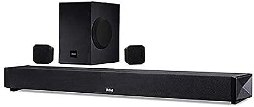 Blackweb BWA18SB003 1000-watt 5.1 Channel Receiver Home Theater System with Bluetooth