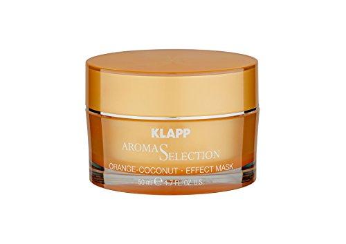 Klapp Aroma Selection Orange-Coconut Effect Mask Limitierte Edition
