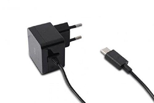 Contact LXCDC01 - Cargador de Red 2.1 A USB, Tipo C, Color Negro