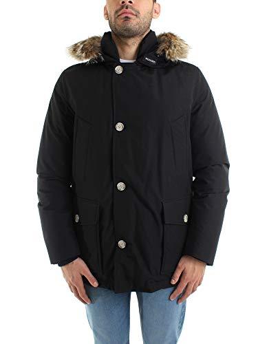 Woolrich Uomo Arctic Anorak Black