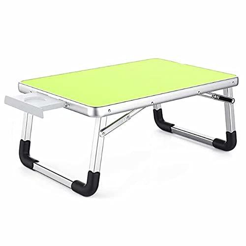 Lounger Soporte Plegable para computadora portátil para Cama y sofá Mesa para computadora portátil Sofá,Bandeja de Desayuno,Escritorio de pie,para Leer (60×40×26 cm)