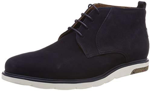 LLOYD Herren HADAR Chukka Boots, Blau (Midnight/Pacific 3), 44.5 EU