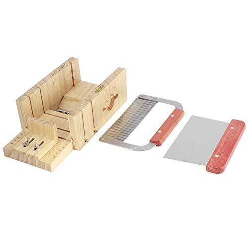 LHJCN Molde cortador de jabón, herramienta de corte de jabón, protección del medio ambiente DIY haciendo Cand Pan para cortar jabón