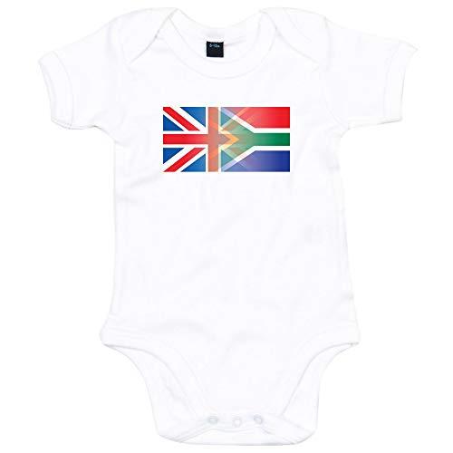Chaleco para bebé de Inglaterra y Sudáfrica Unisex Babywear
