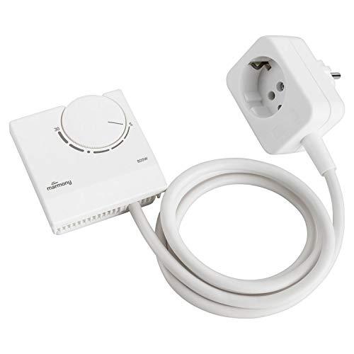 Marmony Thermostat, kabelgebunden, für Elektroheizungen