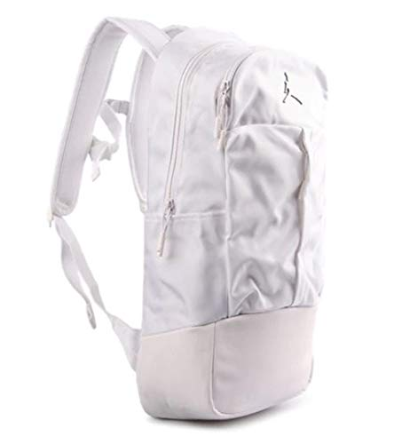Nike Air Jordan Fluid Backpack (One_Size, White)