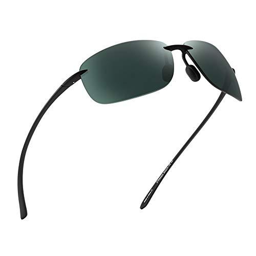 JIM HALO Deporte Gafas de Sol Para Hombre Mujer TR90 Sin...