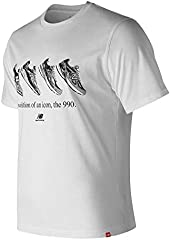 New Balance Camiseta Zapatillas Icon 990 de Hombre - MT91586