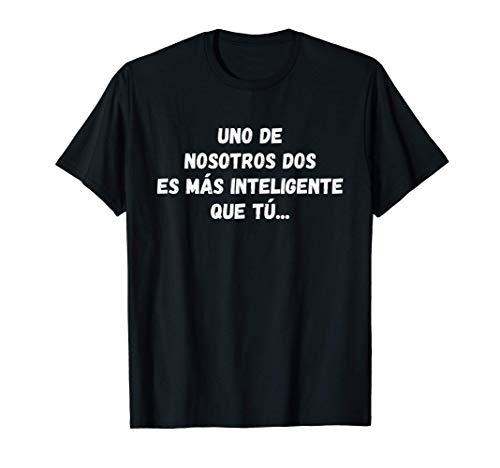 Frase divertida para profe inteligente y listo Camiseta