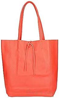Vera Tucci Italian Leather Sally Tote//Shopper Bags