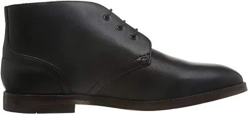 Hudson London HOUGHTON 2, Herren Chukka Boots, Schwarz (Black), 40 EU