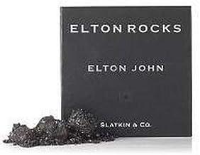 Slatkin & Co. Elton John #4 Scented Potpourri Rocks - Bend of Black Orchid, Black Licorice, Amber & Black Fig From Bath & ...