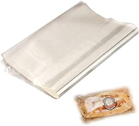 250 Pcs Cello Boston Mall Sheets Clear Clearance SALE! Limited time! Cellophane 11.8x11.8