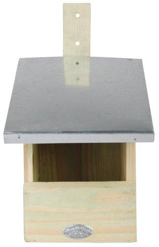 Esschert Design Nistkasten, Vogelhaus Rotschwänzchen, ca. 19 cm x 21 cm x 33 cm