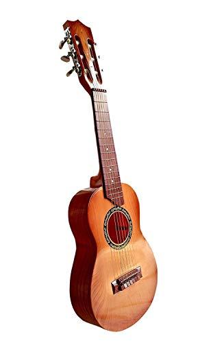"EVONTE 6-String 24"" Acoustic Guitar Kids Toy, Brown"