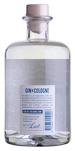 Gin de Cologne Gin (1 x 0.5 l) - 2