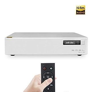 Il nuovo DAC ES9038Q2M della tecnologia ESS, con la nuova architettura HyperStream II a 32 bit, che migliora la qualità del suono e la funzione DoP. Seconda generazione di XMOS USB audio solution xCore 200, frequenza di campionamento PCM supportata f...
