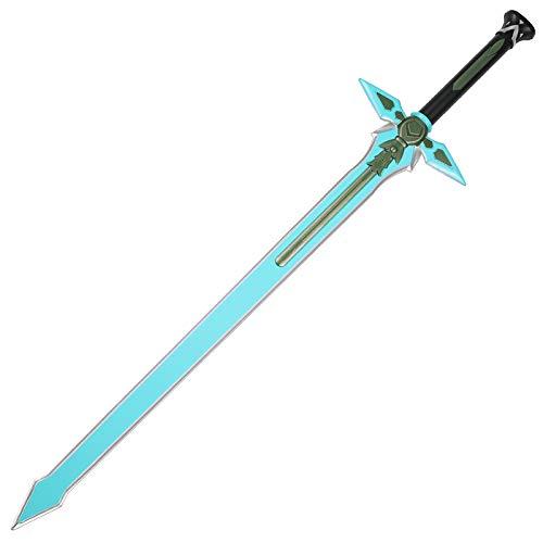 Foam Sword - Espada de Kirito Kirigaya de la serie Sword Art Online LARP, hecha de espuma, repulsor de oscuridad