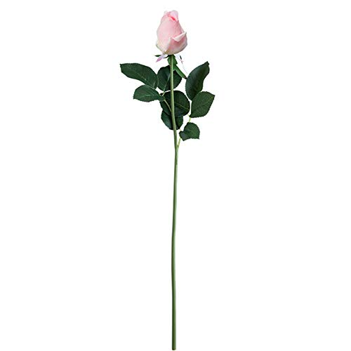 QLING Flores Artificiales Decoración para el hogar Centros Mesa Ramos Hermosas...