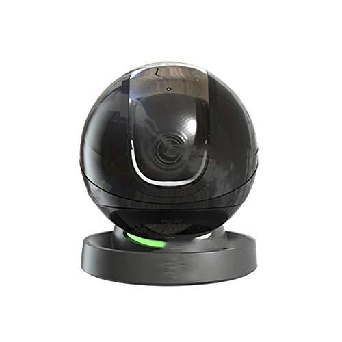 Cámara De Vigilancia Wifi Interior 1080P, Hd Panorámica De 360 °, Con Función De Visión Nocturna Cámara Wifi, Detección De Movimiento, Alarma De Aplicación, Audio De 2 Canales