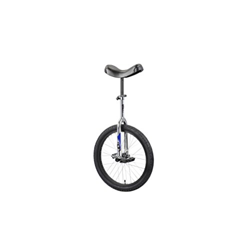 SUN BICYCLES Unicycle Classic 24 Inch Chrome/Black