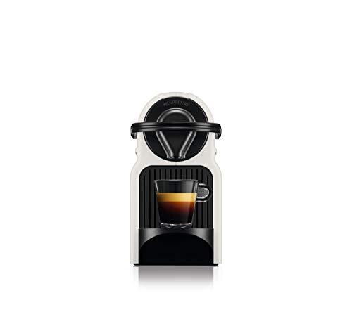 Nespresso Inissia Coffee Capsule Machine, White by Krups