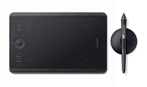 Amazon.co.jp限定ワコム ペンタブレット ペンタブ Wacom Intuos Pro Sサイズ アマゾンオリジナルデータ特典付き PTH460K1D
