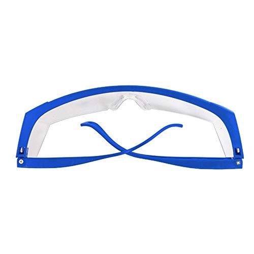 Findema Gafas de Seguridad Protección Ocular Antipolvo Gafas Impermeables Ocular Transparente Equipo de protección Personal