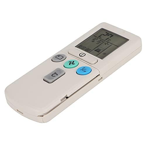 DERCLIVE Telecomando per condizionatore d'aria di raffreddamento per Hitachi RAR-2A1 RAR-52P1 RAR-2SP1 RAR-3U4 RAR-2P2