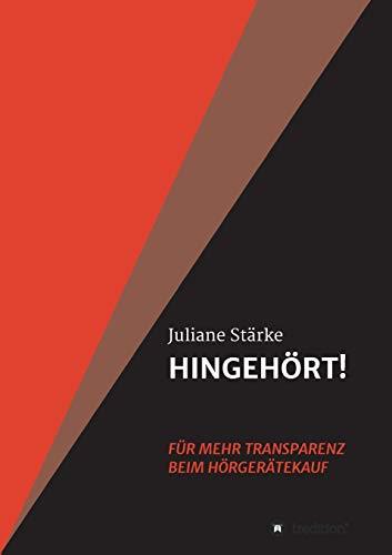 HINGEHÖRT! Für mehr Transparenz beim Hörgerätekauf: DER Ratgeber rund um die Themen Hören und Hörgeräte.