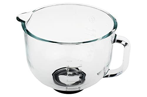 Kenwood Schüssel aus Glas Küchenmaschine KMX750 KMX754 KMX760