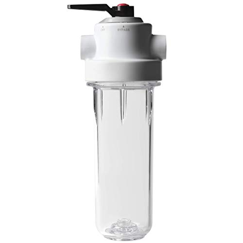 AO Smith Whole House Water Sediment Filter - Valve-In-Head Single-Stage Filtration System - NSF Certified - AO-WH-PREV