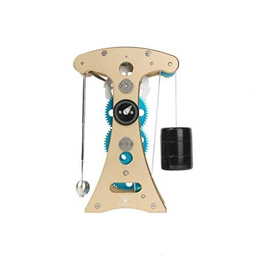 Yavso Teching Motor 3D Galileo Pendeluhr Bausatz Geschenke Metall Bausteine Spielzeug Geschenk - DM35