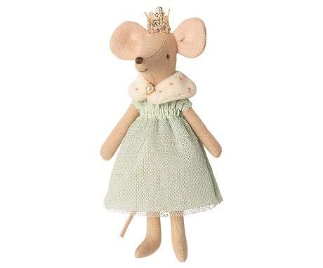 Maileg Maus Puppe Kuscheltier Königin Queen