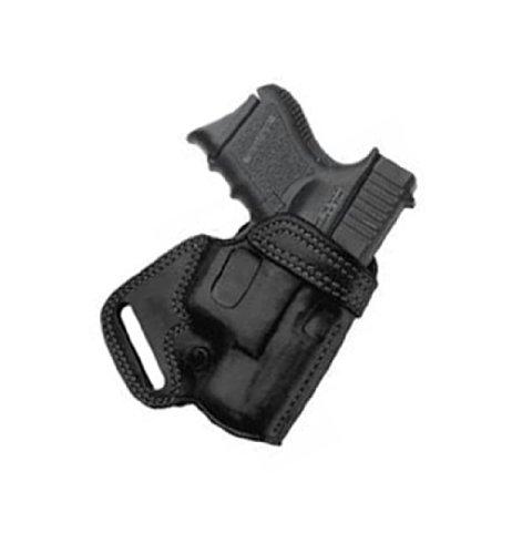 Galco SOB Small Of Back Holster for Glock 19, 23, 32 (Black, Left-hand)
