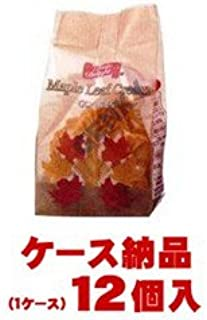 【ご注意ください!1ケース納品です】テイストデライト メイプルリーフクリームクッキー 3個×12個入(1ケース)