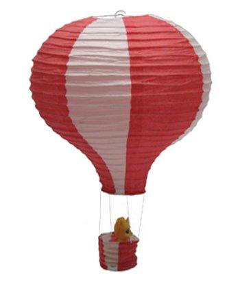 süß Heißluftballon Reispapier Lampion Lampenschirm (Modell 05)