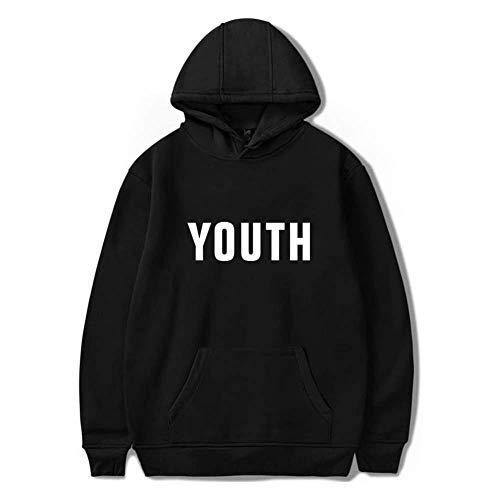 RHGZ Hoodies Shawn Mendes Stylische Sweatshirts Frühling Lässig Kapuzenpulli
