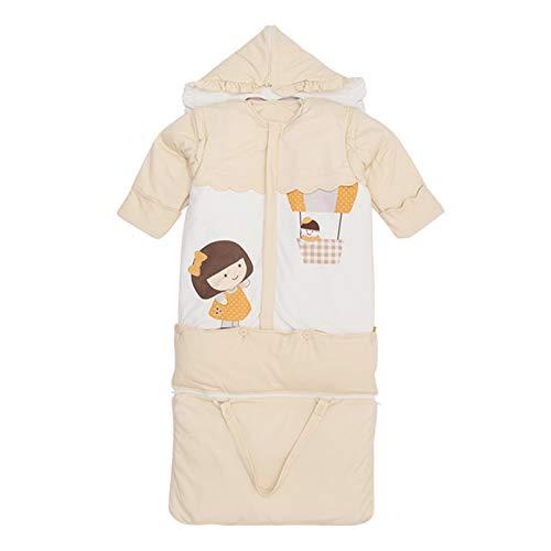 Sacos de dormir Saco de dormir de los niños, algodón grueso, edredón anti-retroceso, al aire libre puede ser alargado, desmontable, multifuncional, la mamá y el saco de dormir de niños, universal en t