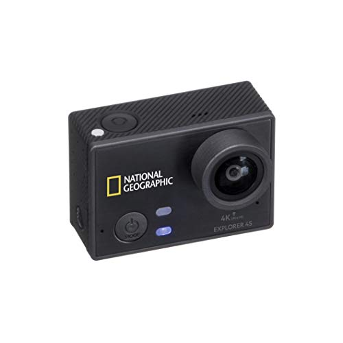 NATIONAL GEOGRAPHIC 4K Ultra-HD 30fps WLAN Action Camera Explorer 4S